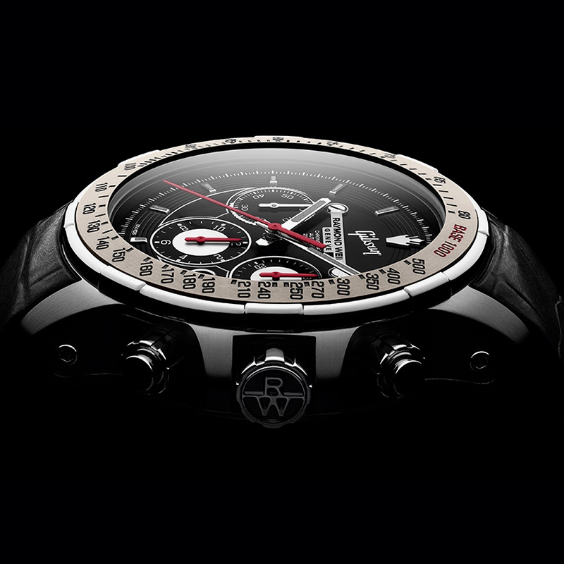 Raymond Weil Nabucco Limited Edition Watch Profile