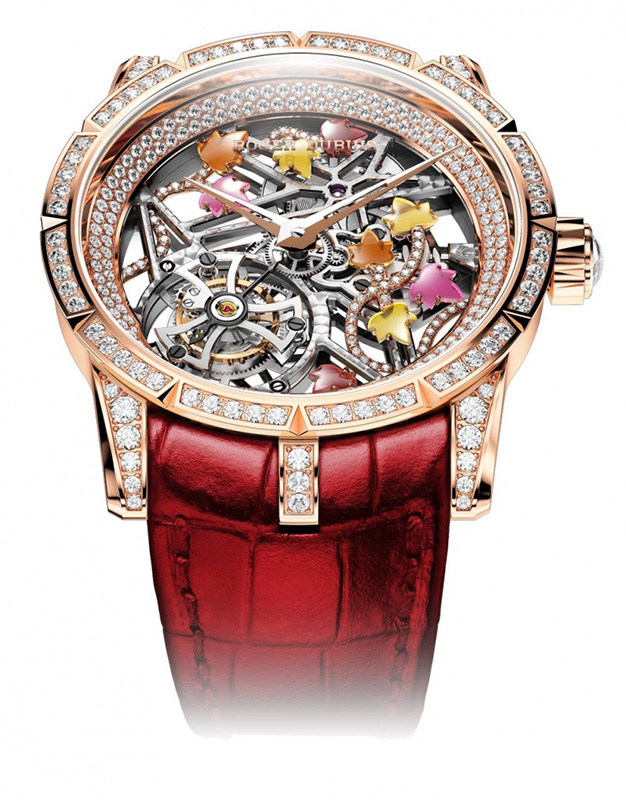 Roger Dubuis Excalibur Broceliande Watch Case