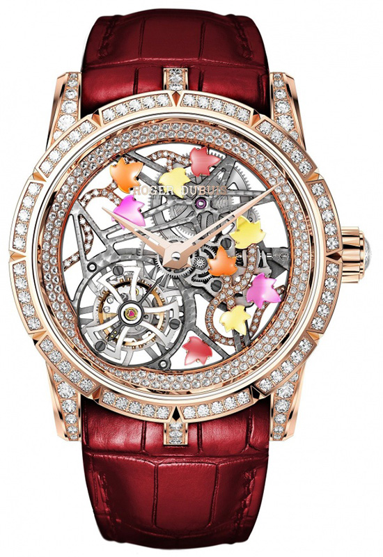 Roger Dubuis Excalibur Broceliande Watch Front