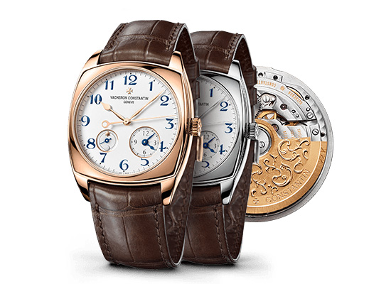Vacheron Constantin Harmony Dual Time Watch