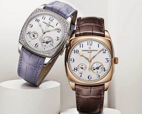Vacheron Constantin Harmony Dual Time Watches