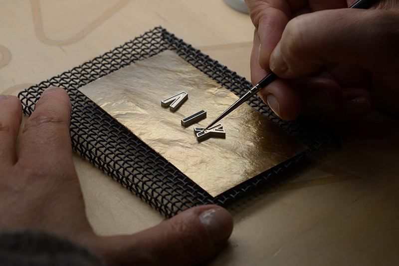 Vacheron Constantin Metiers d'Art Arca Clock Production Details