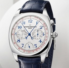 Vacheron Constantin Harmony Ultra-Thin Grande Complication Chronograph