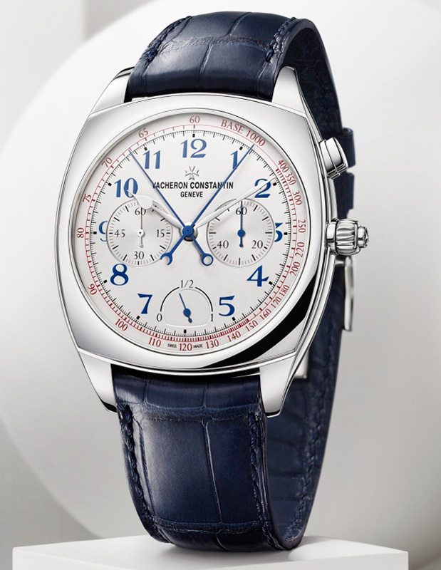 Vacheron Constantin Ultra-Thin Grande Complication Chronograph Watch Front