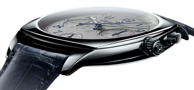 Vacheron Constantin Ultra-Thin Grande Complication Chronograph Watch Profile