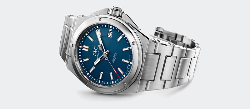 "IWC Ingenieur Automatic Edition ""Laureus Sport for Good Foundation"" Watch"
