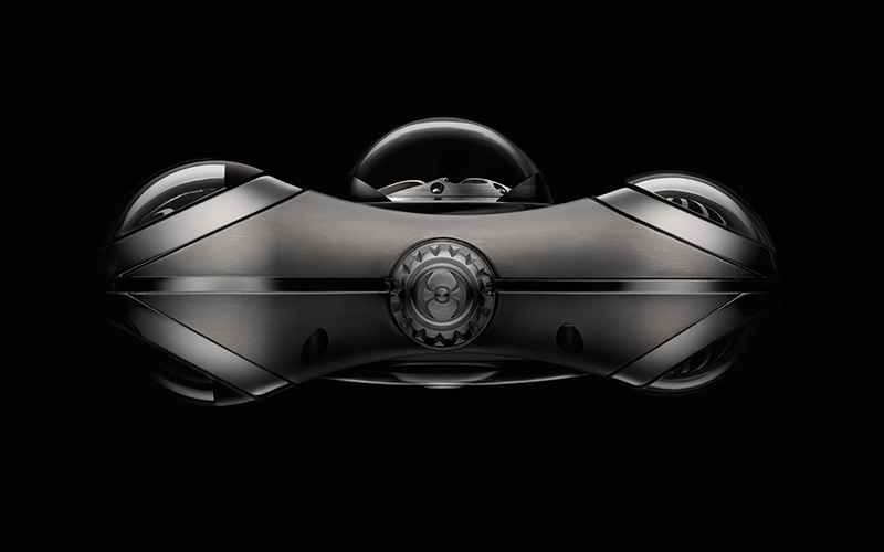 MB & F HM6 Watch Profile