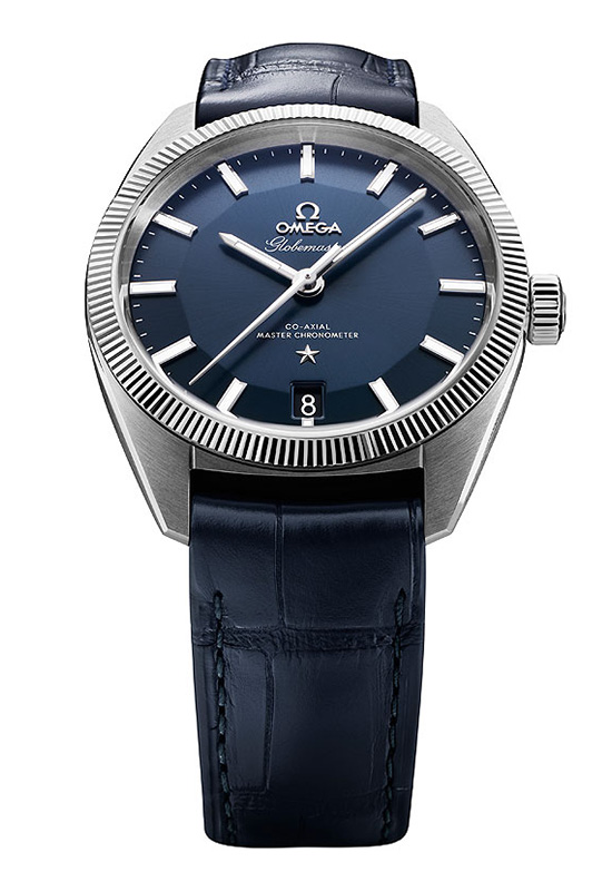 Omega Globemaster Steel Watch