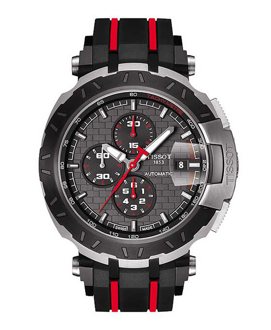Tissot T-Race MotoGPTM Automatic Chronograph Limited Edition 2015 Watch Front