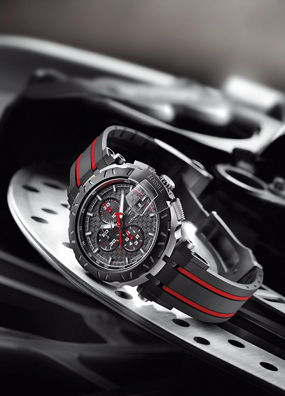 Tissot T-Race MotoGPTM Automatic Chronograph Limited Edition 2015 Watch