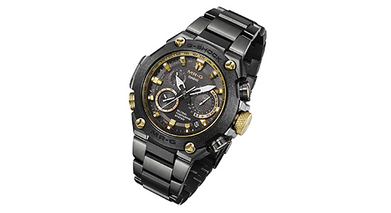 Casio G-shock MRG G1000RT Watch Front