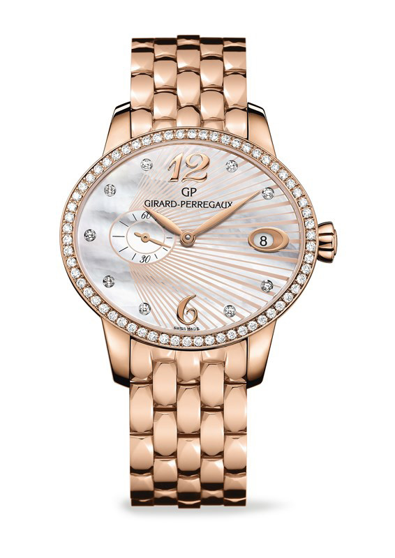 Girard-Perregaux Cat's Eye Small Second Watch 80484D52A763-52A