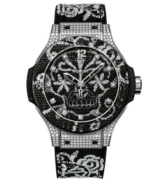 Hublot Big Bang Broderie Watch 343.SX.6570.NR.0804