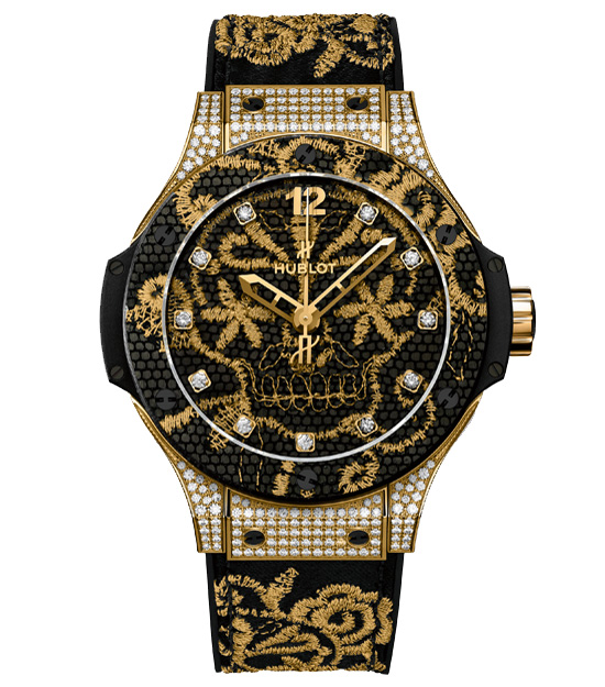 Hublot Big Bang Broderie Watch 343.VX.6580.NR.0804