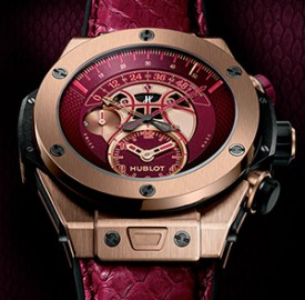 Hublot Big Bang Unico Chronograph Retrograde Kobe Vino Bryant