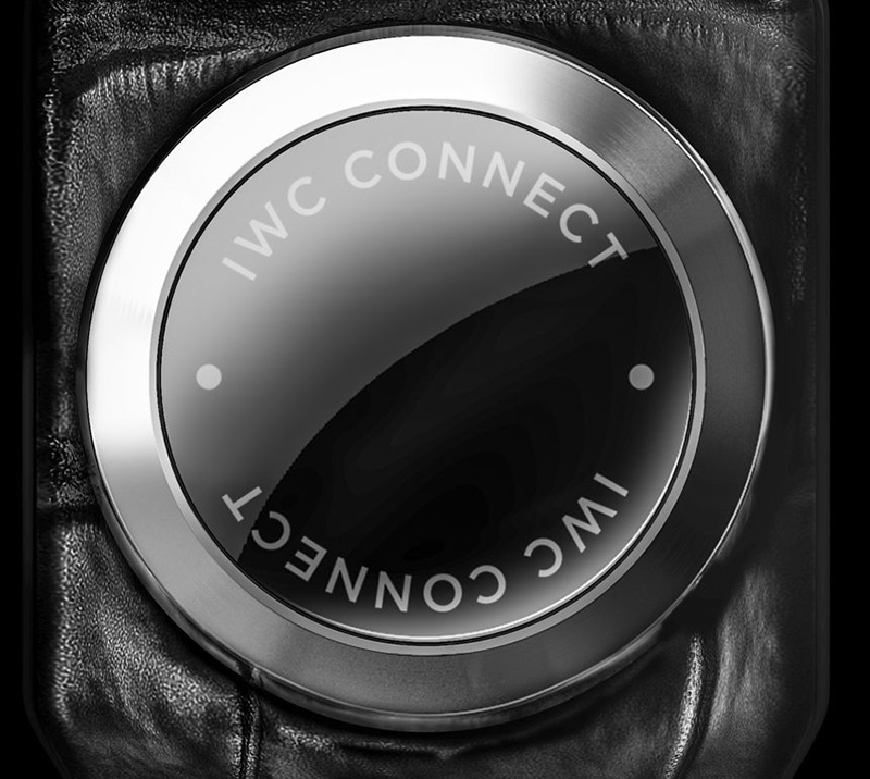 IWC Connect Watch Detail