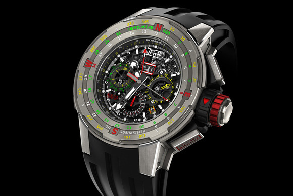 Richard Mille RM 60-01 Automatic Flyback Chronograph Regatta Watch