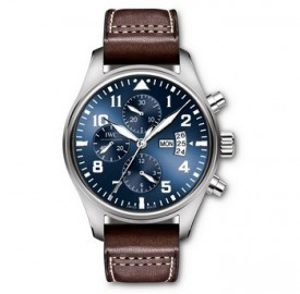"IWC Pilot's Watch Double Chronograph Edition ""Le Petit Prince"" Watch"