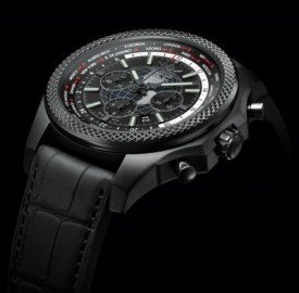 Breitling for Bentley B05 Unitime Midnight Carbon Watch