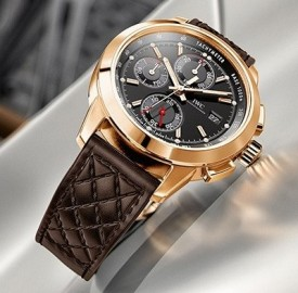 """IWC Ingenieur Chronograph Edition """"74th Members' Meeting at Goodwood"""" Watch"""