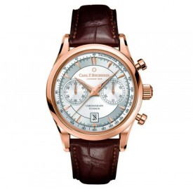 Carl F. Bucherer Manero Flyback Chronograph Watch