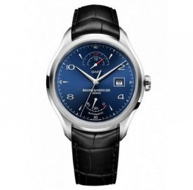 SIHH 2017 Preview – Baume & Mercier Clifton GMT Power Reserve Watch