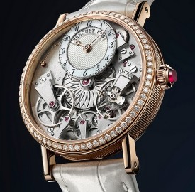 Breguet Tradition Dame 7038 Rose Gold Watch