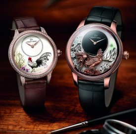Jaquet Droz Year of the Rooster Watches