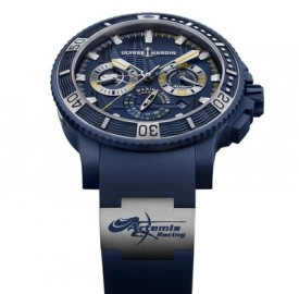 Ulysse Nardin Diver Chronograph Artemis Racing Watch