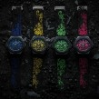 Hublot Bing Bang Broderie Sugar Skull Fluo Watches