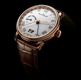 Baselworld 2017 Review – Blancpain Villeret 8 Day Week of the Year Large Date Watch